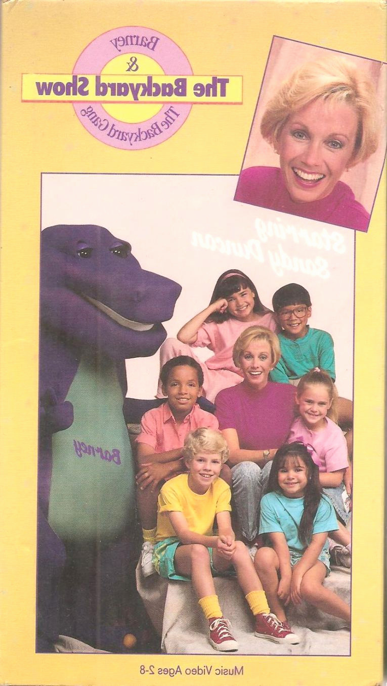 Best ideas about Barney The Backyard Show . Save or Pin Barney The Backyard Show Vhs Now.