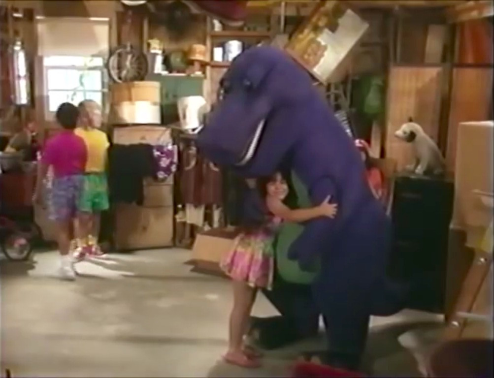 Best ideas about Barney The Backyard Show . Save or Pin Barney backyard show original barney and the backyard gang Now.