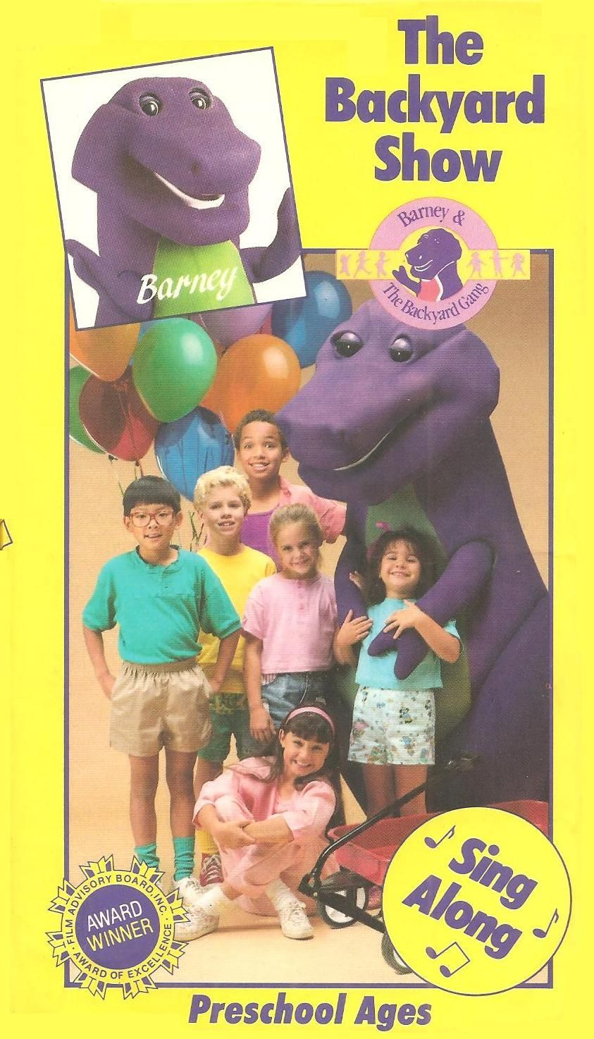 Best ideas about Barney The Backyard Show . Save or Pin Barney & The Backyard Gang The BackYard Show VHS Now.