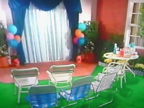 Best ideas about Barney The Backyard Show . Save or Pin Image The Backyard Show Set Barney Wiki Now.
