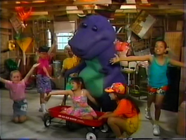 Best ideas about Barney The Backyard Show . Save or Pin The Backyard Show Barney Wiki Now.