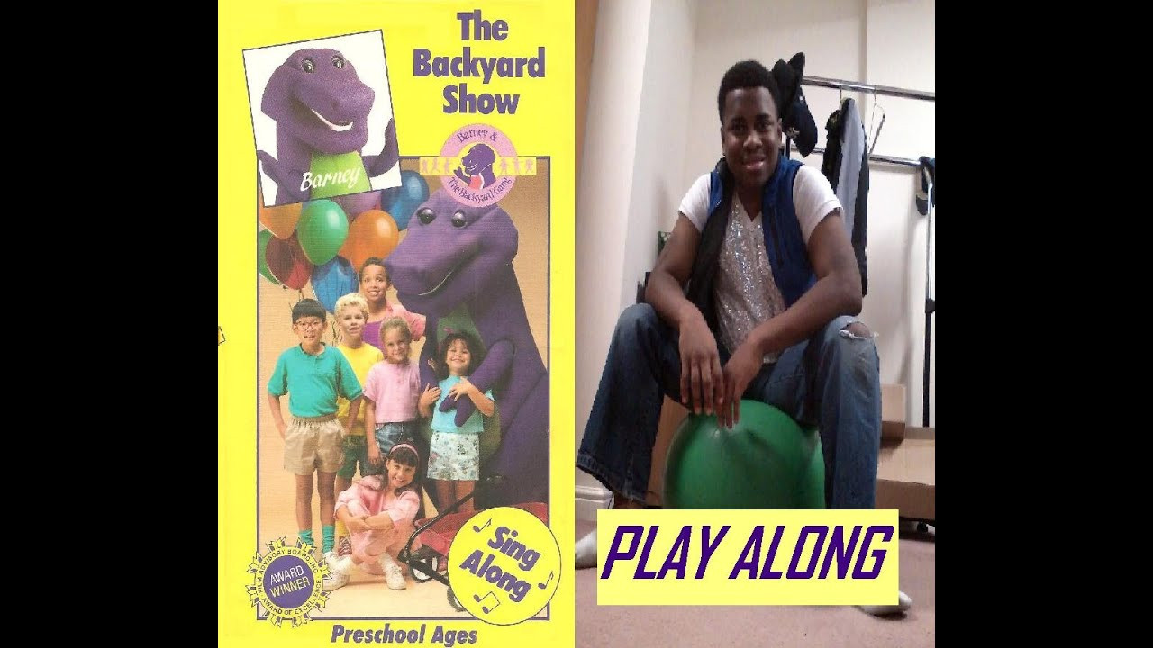 Best ideas about Barney The Backyard Show . Save or Pin The Backyard Show Play Along Now.