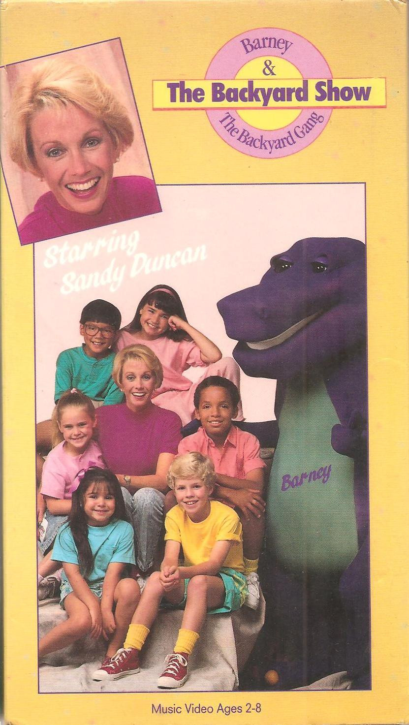 Best ideas about Barney The Backyard Show . Save or Pin Image V jgvpe Barney Wiki Now.