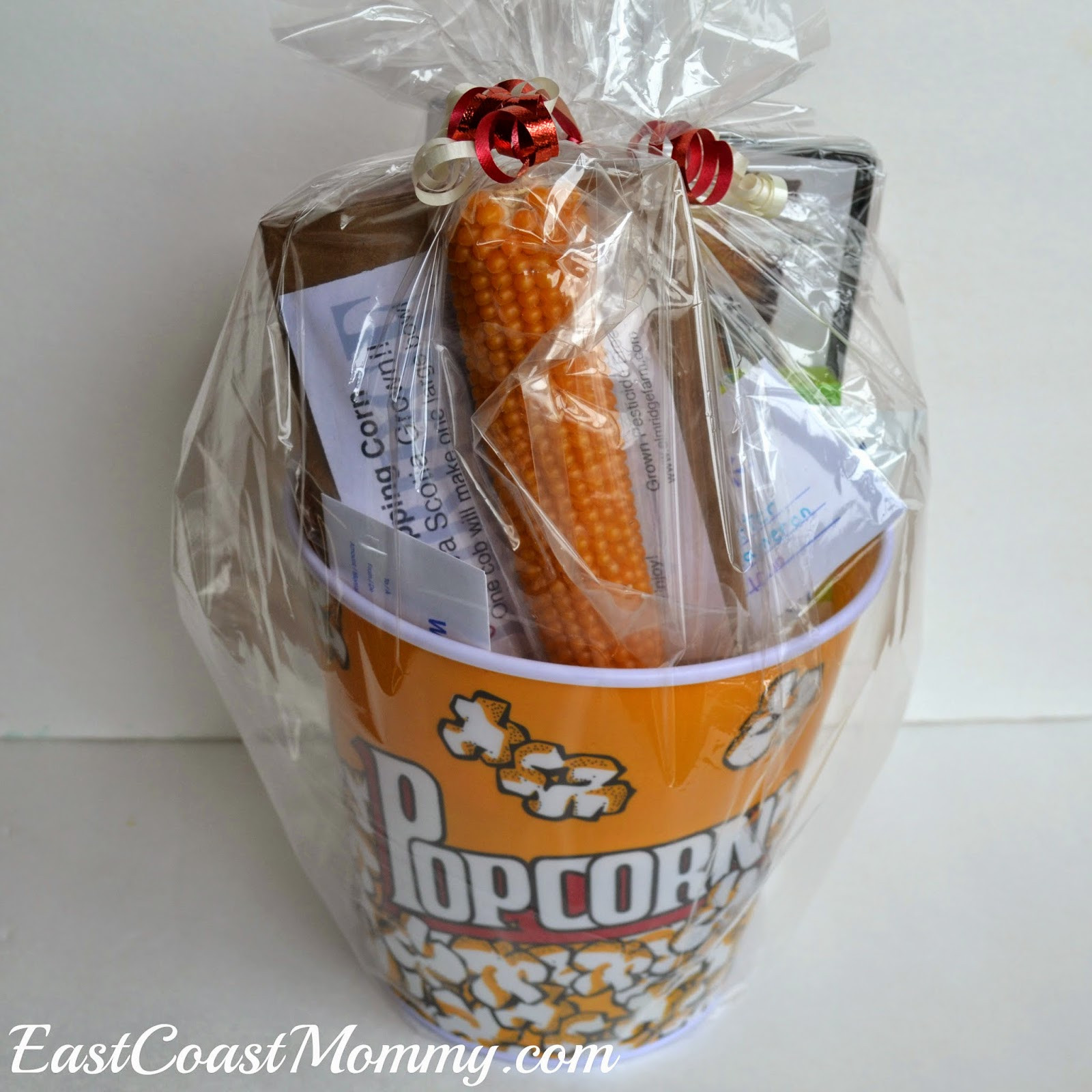 Best ideas about Basket Gift Ideas . Save or Pin East Coast Mommy 5 DIY Gift Basket Ideas for kids Now.