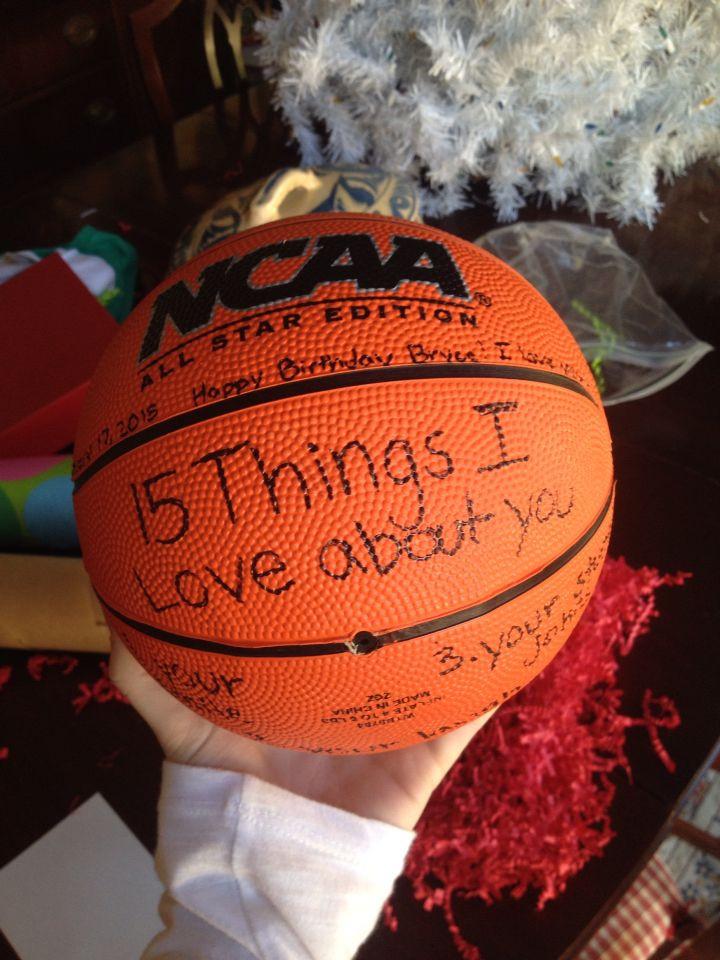Best ideas about Basketball Gift Ideas . Save or Pin 25 best ideas about Basketball Gifts on Pinterest Now.