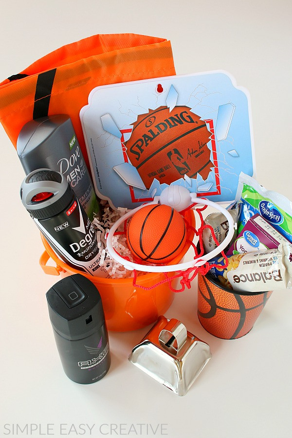 Best ideas about Basketball Gift Ideas . Save or Pin Homemade Gifts For Basketball Coaches Gift Ftempo Now.