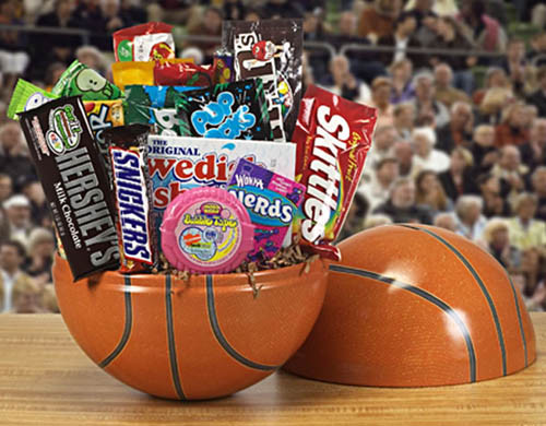 Best ideas about Basketball Gift Ideas . Save or Pin Best Christmas Gift Baskets To Give To Your Loved es Now.