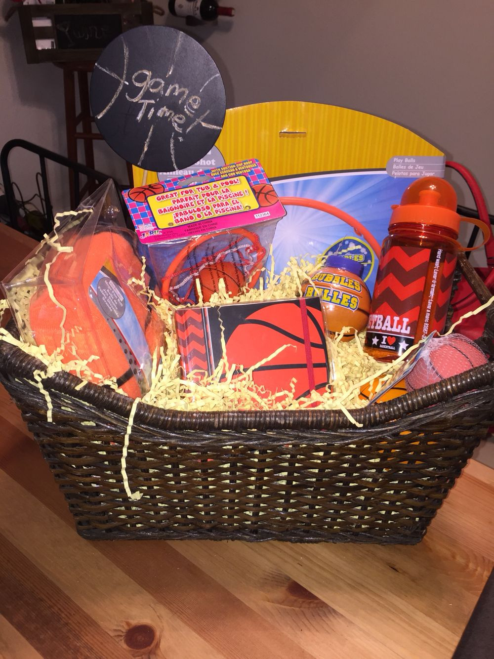 Best ideas about Basketball Gift Ideas . Save or Pin 4yr old basketball t basket Basketball Now.