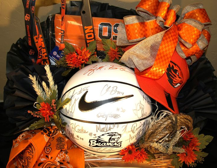 Best ideas about Basketball Team Gift Ideas . Save or Pin 1000 images about Bella Vino Gift Baskets on Pinterest Now.