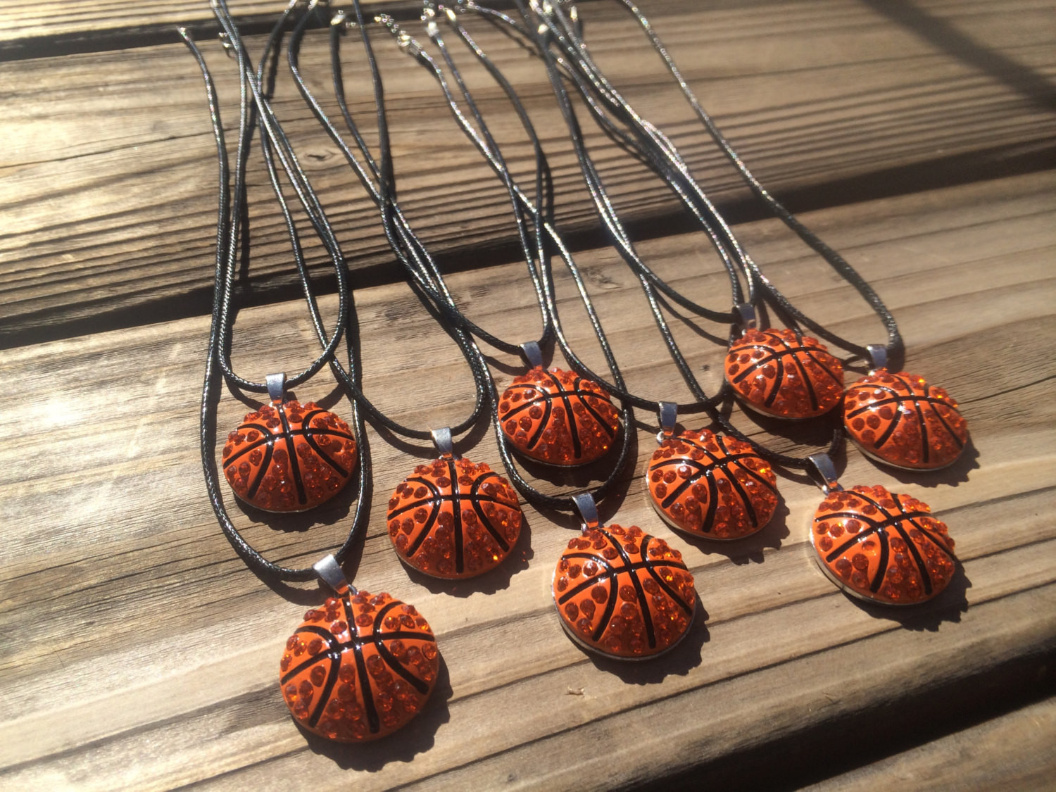 Best ideas about Basketball Team Gift Ideas . Save or Pin Basketball Team Gifts Basketball Jewelry 9 Pendant Now.