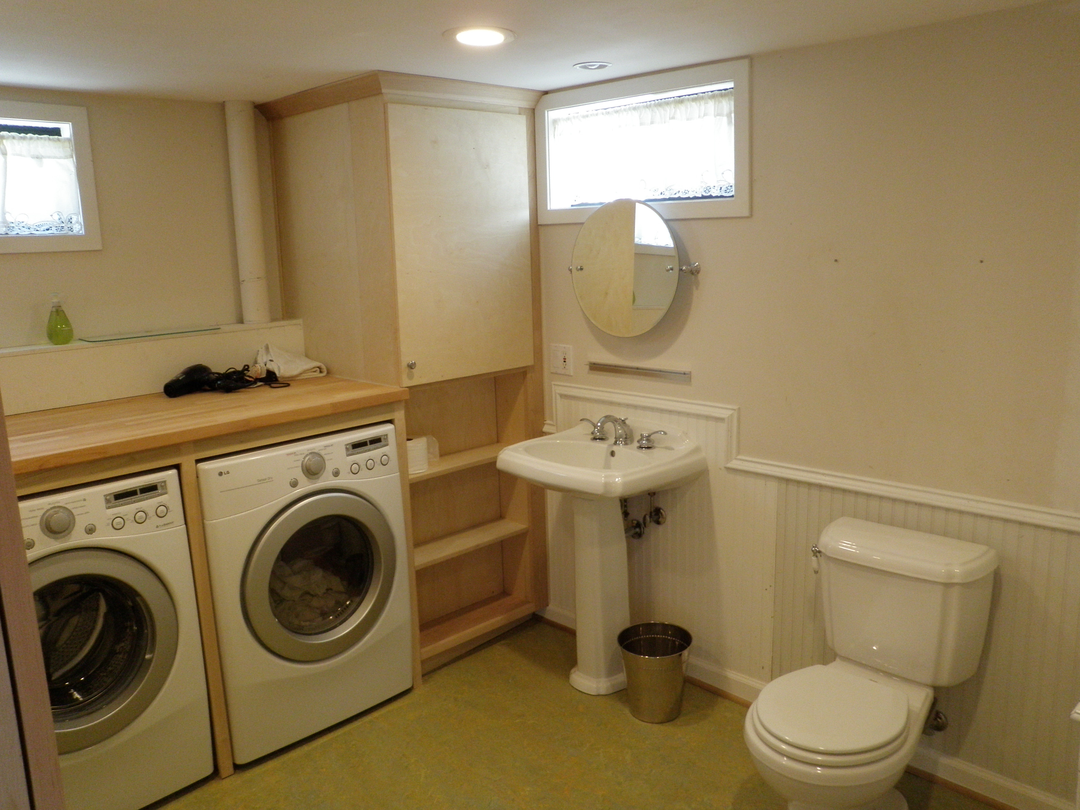 Best ideas about Bathroom Laundry Room . Save or Pin In brief from the Jobsite LuxPDX Now.