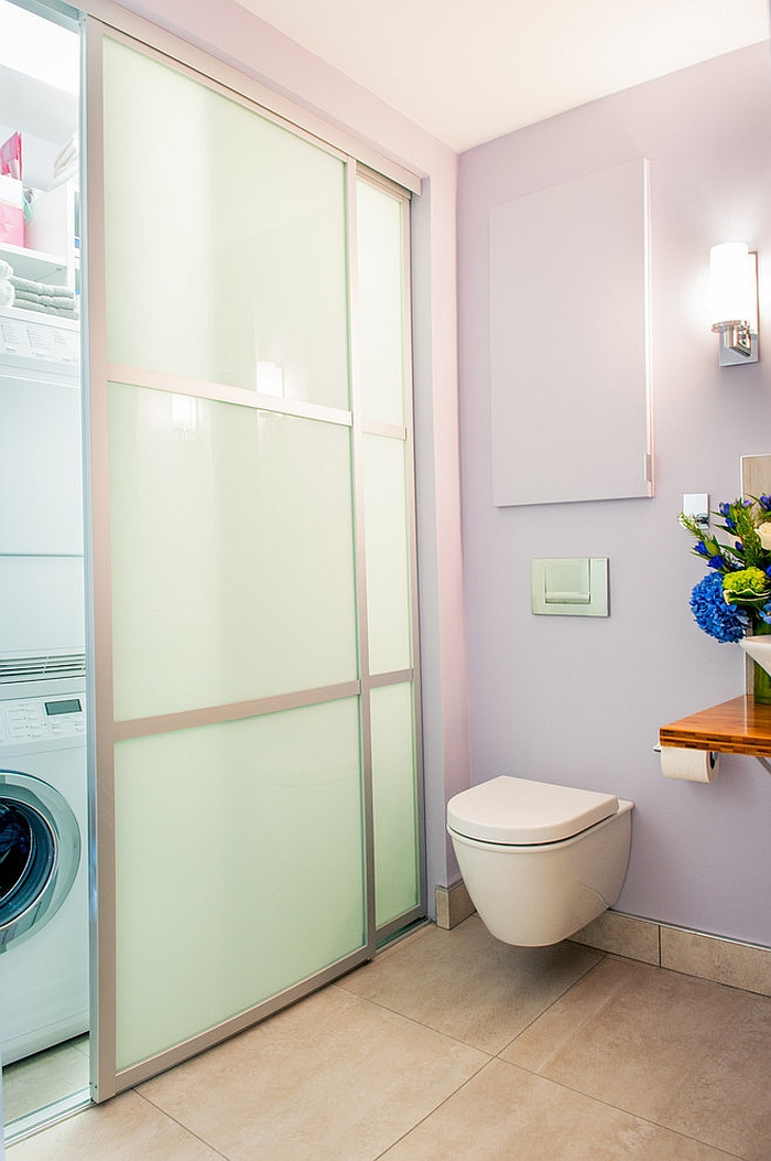 Best ideas about Bathroom Laundry Room . Save or Pin 25 Space Saving Multipurpose Laundry Rooms Now.