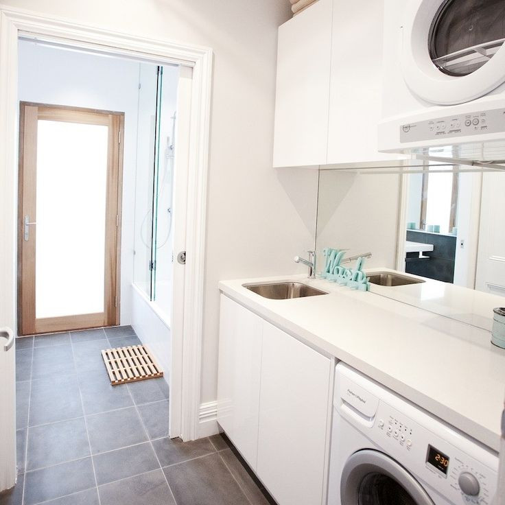 Best ideas about Bathroom Laundry Room . Save or Pin Best 25 Laundry bathroom bo ideas on Pinterest Now.