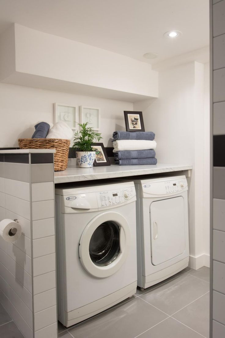 Best ideas about Bathroom Laundry Room . Save or Pin The 25 best Laundry bathroom bo ideas on Pinterest Now.