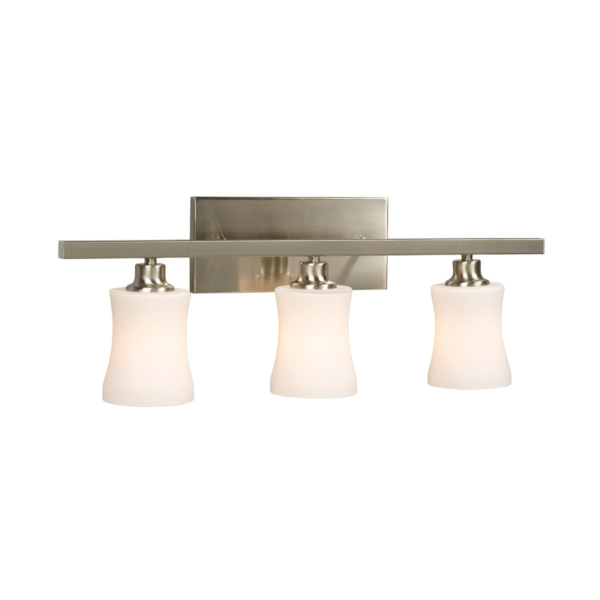 Best ideas about Bathroom Light Fixtures Lowes . Save or Pin Bathroom Lighting Fixtures At Lowes Wonderful Gray Now.