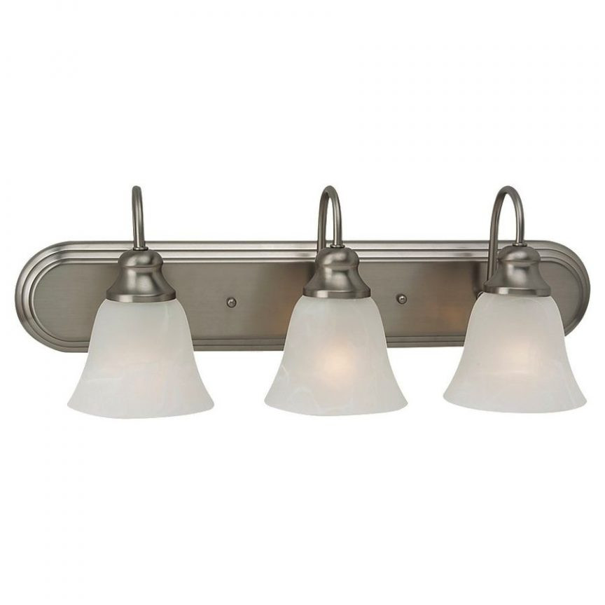 Best ideas about Bathroom Light Fixtures Lowes . Save or Pin Fresh Interior Top of Bathroom Lights At Lowes with Now.