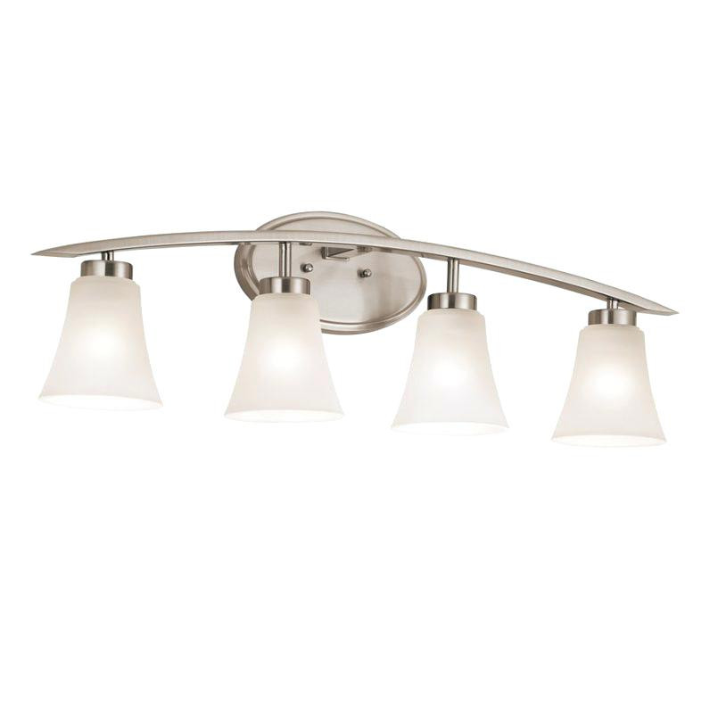 Best ideas about Bathroom Light Fixtures Lowes . Save or Pin lowes bathroom vanity lights – mathifold Now.