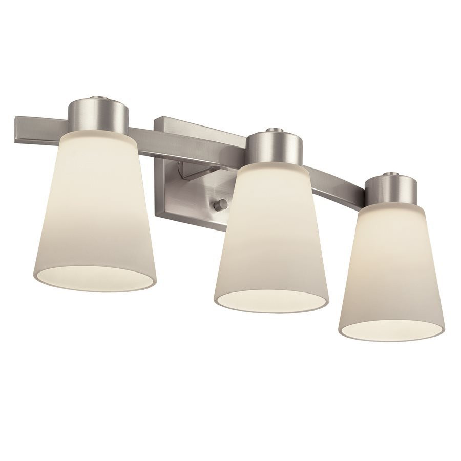 Best ideas about Bathroom Light Fixtures Lowes . Save or Pin Bathroom amusing bathroom lights lowes Vanity Lights Ikea Now.