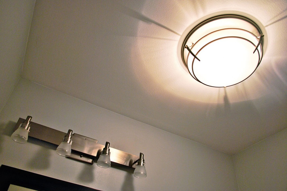 Best ideas about Bathroom Light Fixtures Lowes . Save or Pin Bathroom Light Up Your Space With Fascinating Lowes Now.