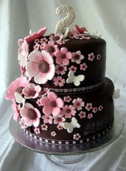 Best ideas about Beautiful Birthday Cake Images . Save or Pin THE MOST BEAUTIFUL BIRTHDAY CAKES Now.
