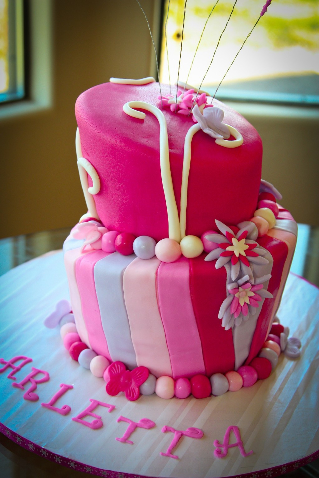 Best ideas about Beautiful Birthday Cake Images . Save or Pin 50 Beautiful Birthday Cake and Ideas for Kids and Now.