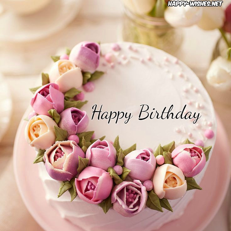 Best ideas about Beautiful Birthday Cake Images . Save or Pin 21 Beautiful Birthday Cakes Happy Wishes Now.