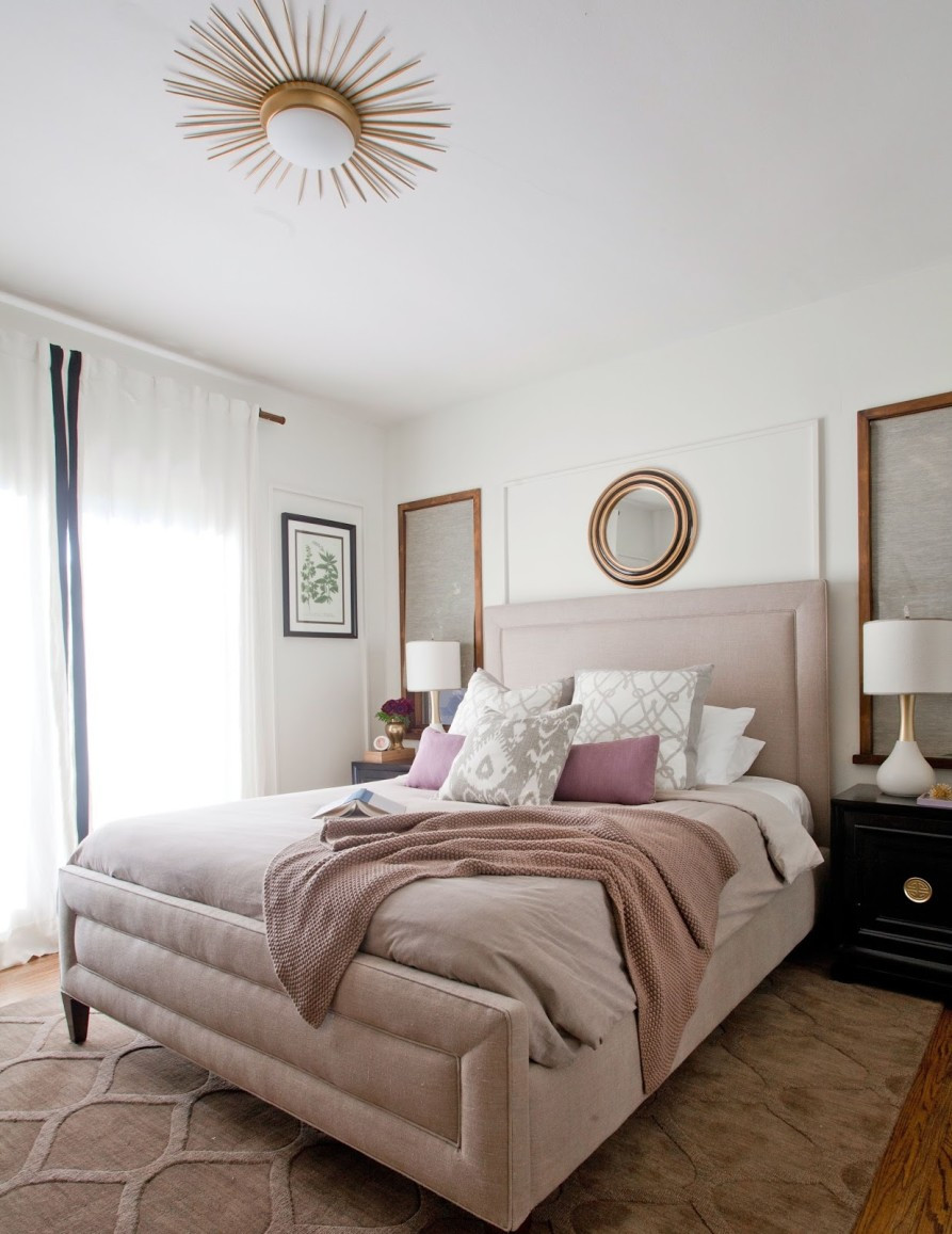 Best ideas about Bedroom Ceiling Lights . Save or Pin Bedroom Eye Catching Bedroom Flush Mount Ceiling Light to Now.