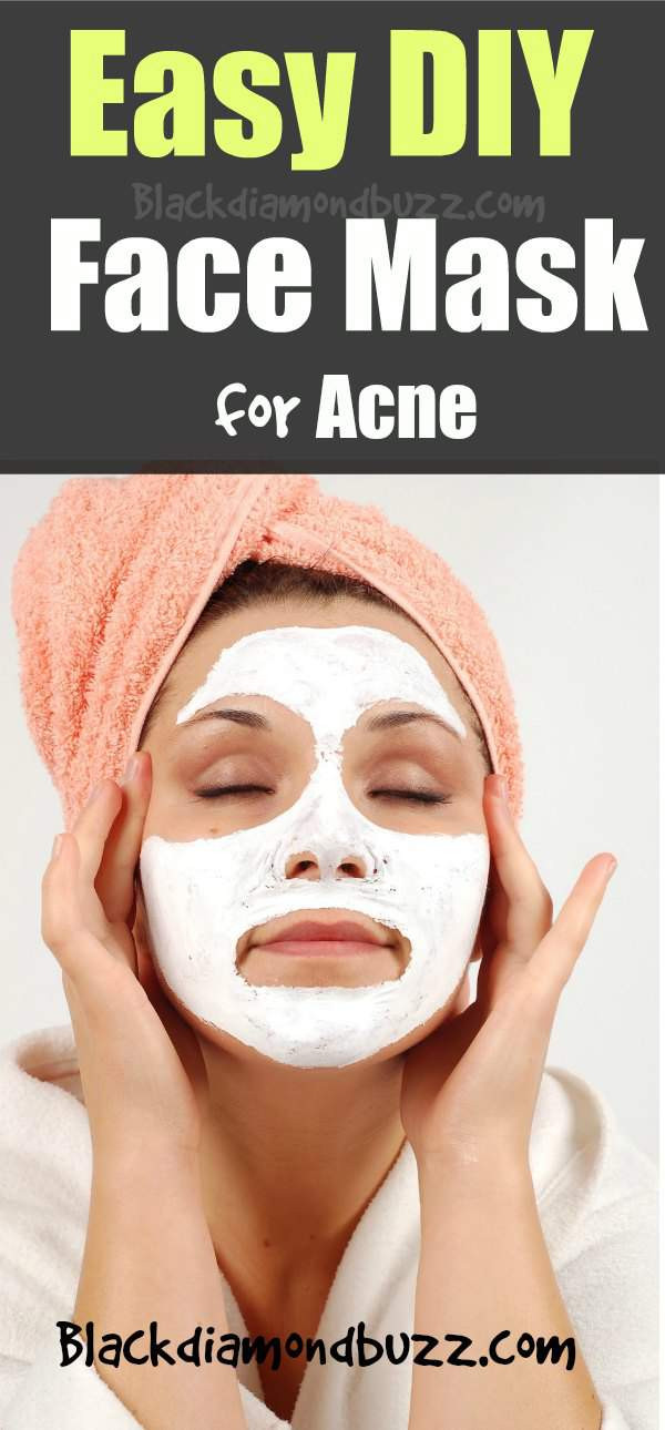 Best ideas about Best DIY Acne Mask . Save or Pin Diy Face Mask For Blackheads And Pimples Diy Do It Your Now.