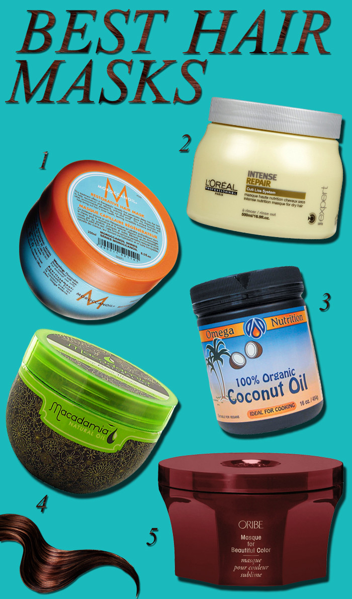 Best ideas about Best DIY Hair Mask . Save or Pin Best Diy Hair Mask For Dry Ends Diy Do It Your Self Now.