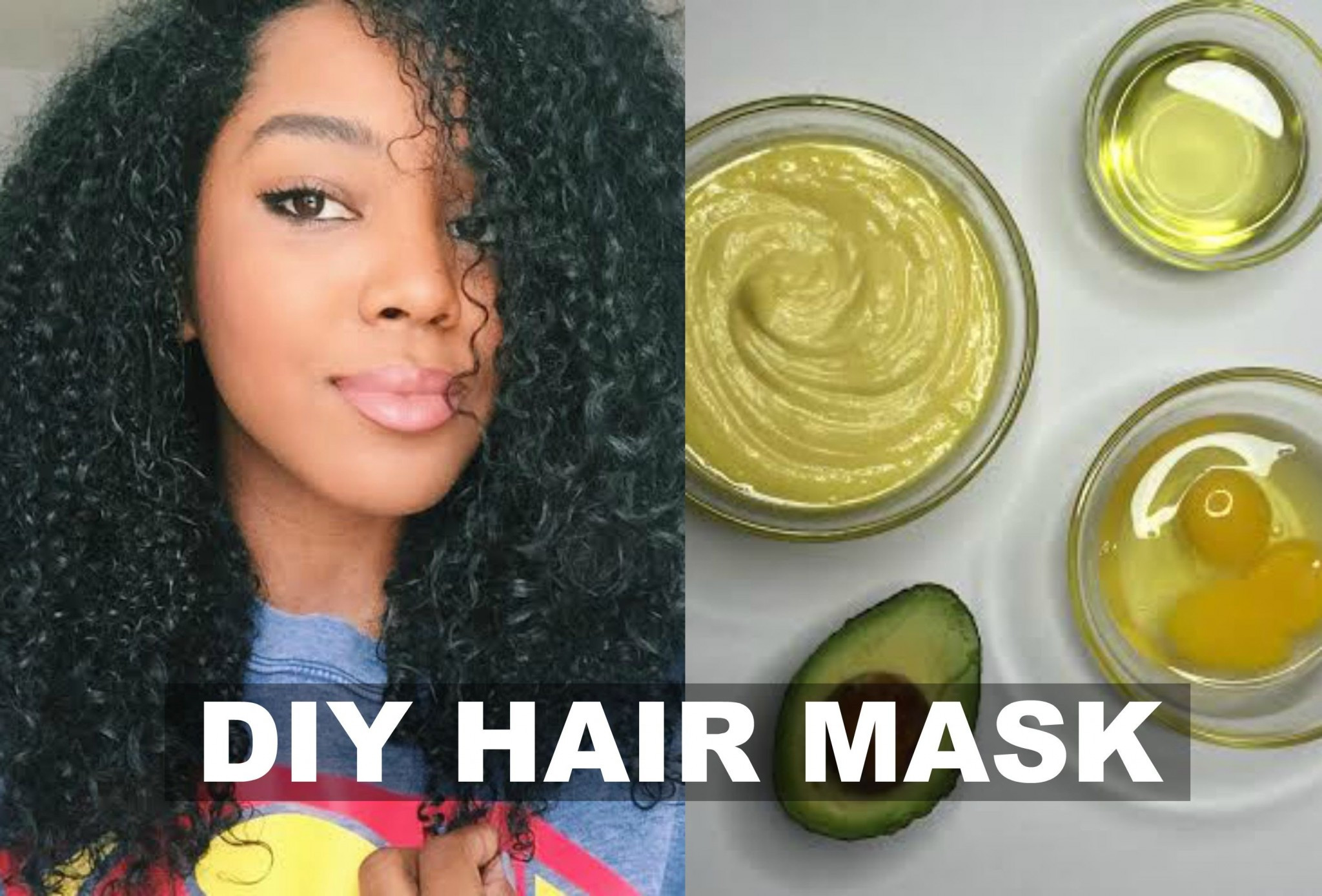 Best ideas about Best DIY Hair Mask . Save or Pin DIY Hair Mask With Organic Mayo And Avocado For Natural Now.