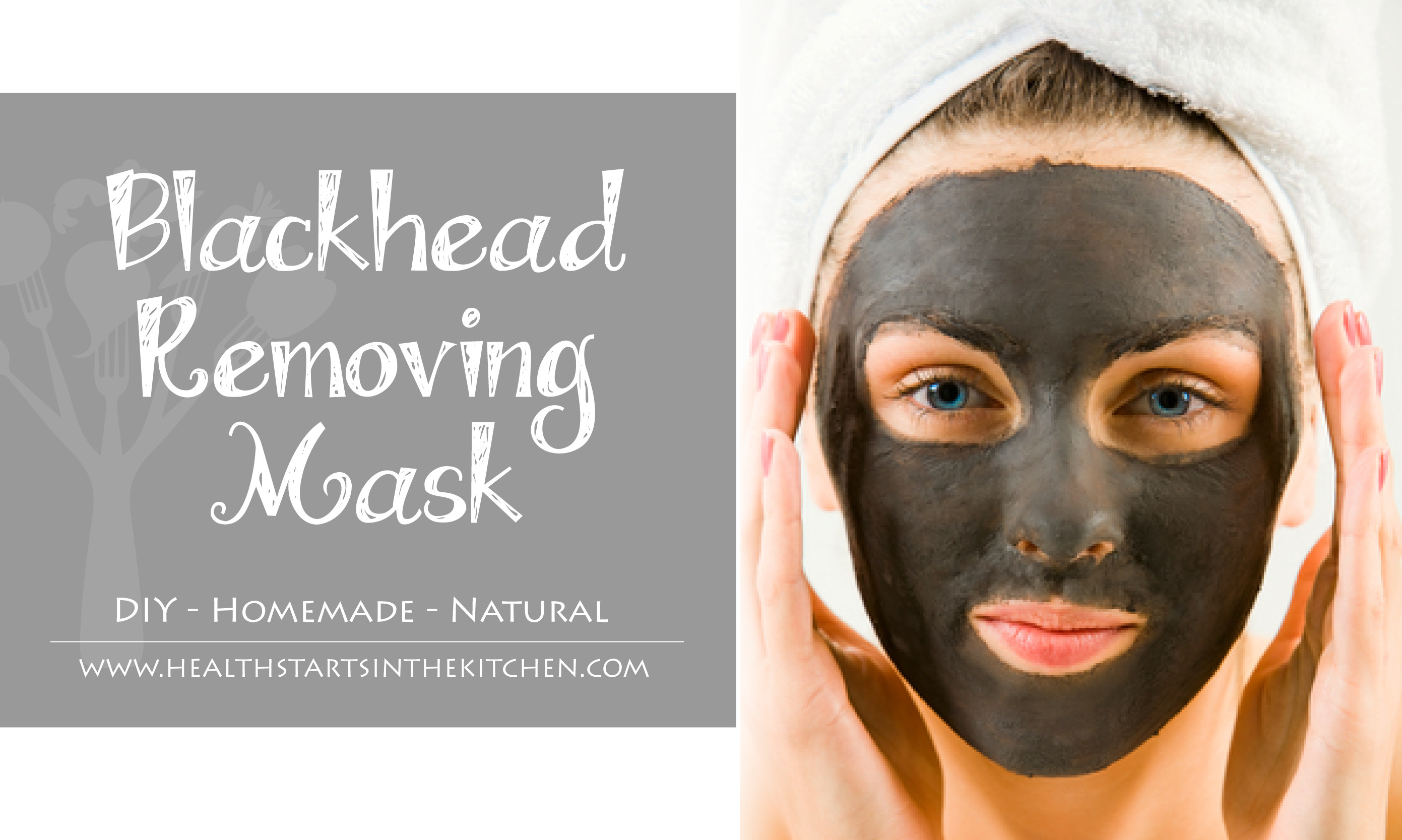Best ideas about Best Face Mask For Blackhead Removal DIY . Save or Pin DIY Homemade Blackhead Removing Mask Health Starts in Now.