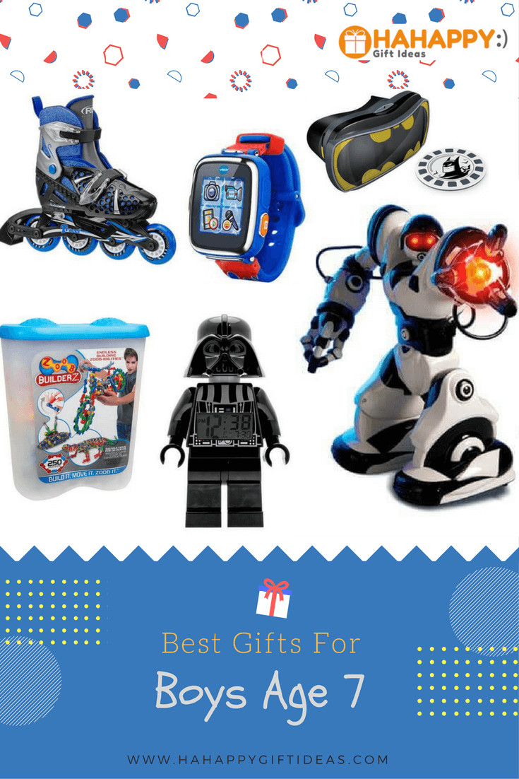 Best ideas about Best Gift Ideas For Boys . Save or Pin 12 Best Gifts For Boys Age 7 Now.