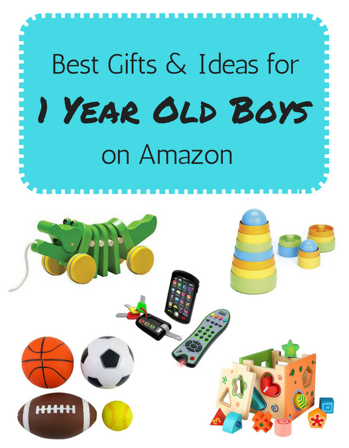 Best ideas about Best Gift Ideas For Boys . Save or Pin Best Gifts & Ideas for 1 Year Old Boys on Amazon Now.