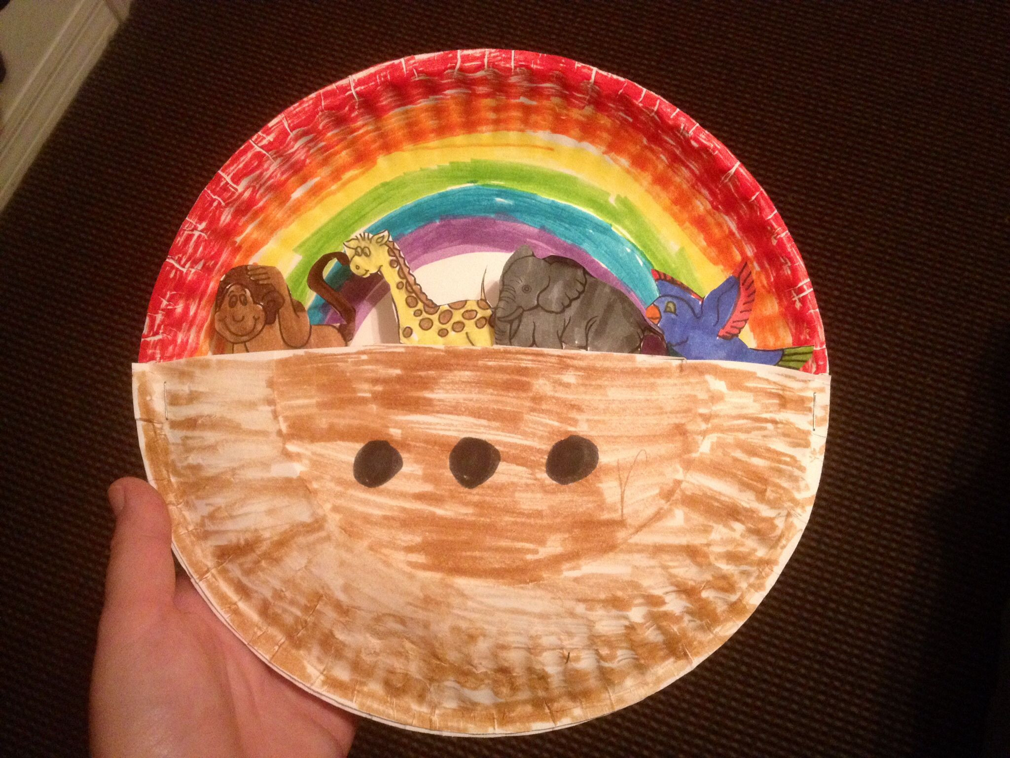 Best ideas about Bible Crafts For Preschoolers . Save or Pin Noah s Ark Things I ve tried done got Now.