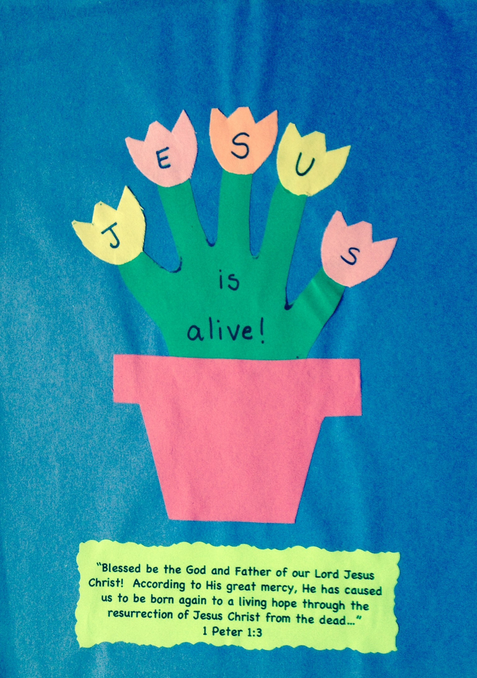 Best ideas about Bible Crafts For Preschoolers . Save or Pin Easter Jesus Crafts For Toddlers Now.