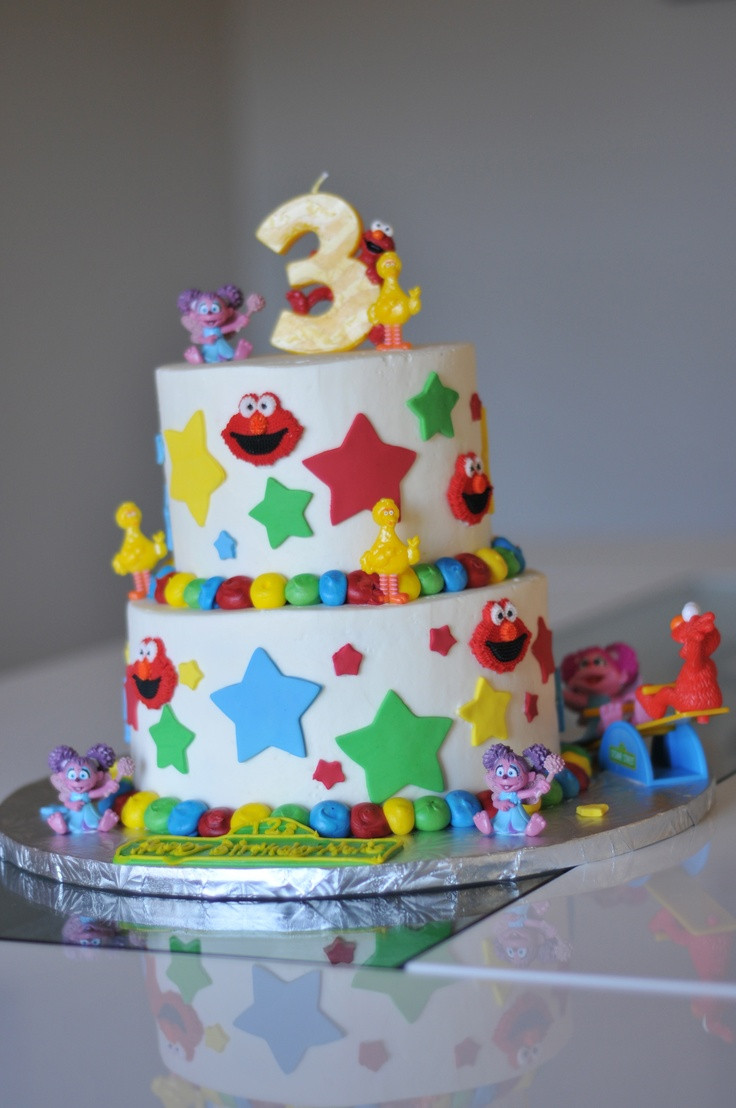 Best ideas about Birthday Cake For 3 Years Old Girl . Save or Pin Very Cool Birthday Cake for a 3 year old girl Now.