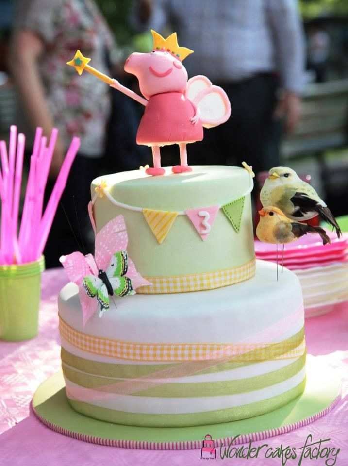 Best ideas about Birthday Cake For 3 Years Old Girl . Save or Pin Pin by Cri Dorothy on Wondercakes Factory Now.