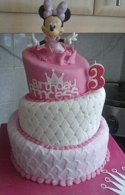 Best ideas about Birthday Cake For 3 Years Old Girl . Save or Pin 3 Year Old Birthday Cakes For Girls Now.