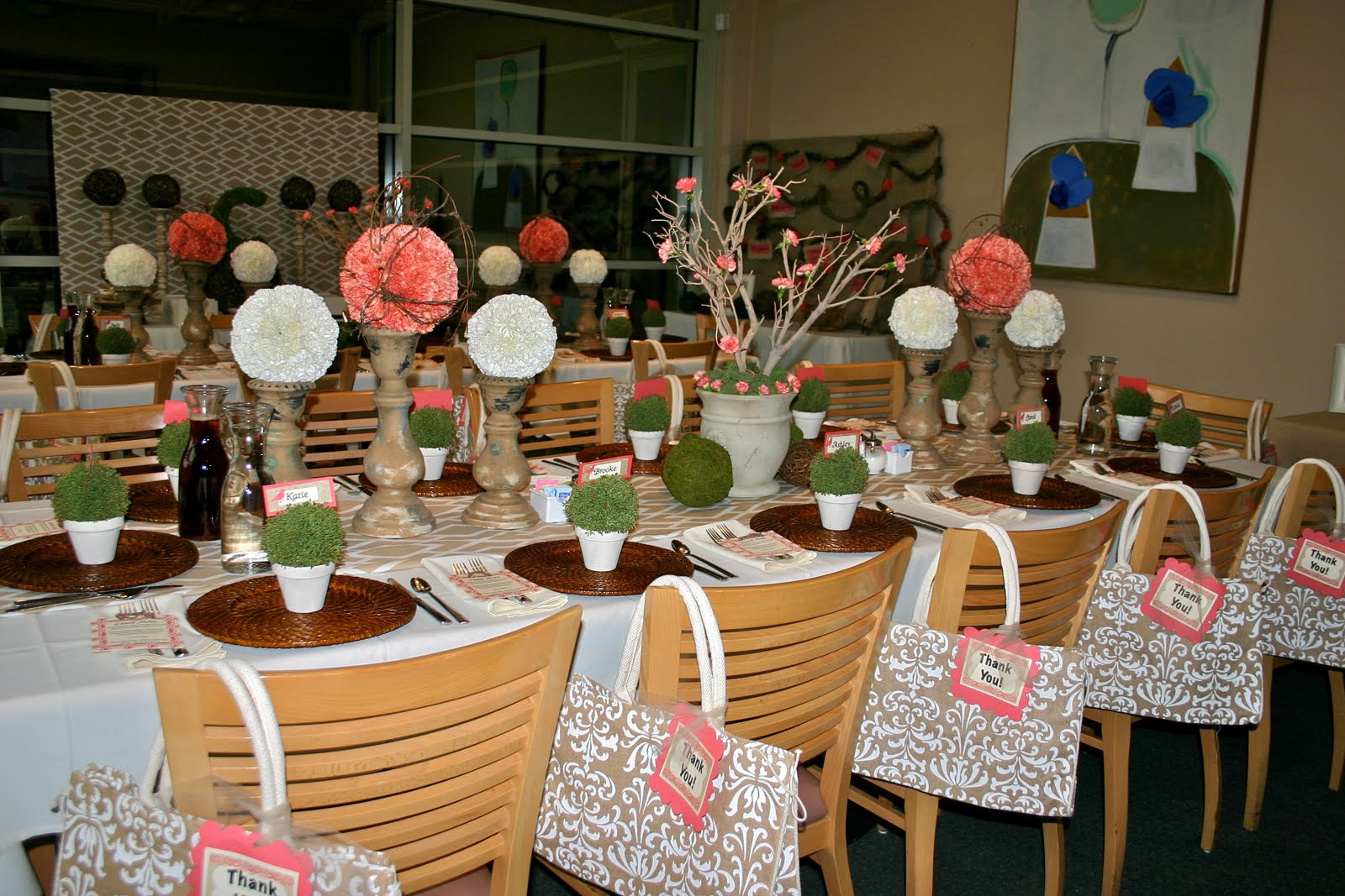 Best ideas about Birthday Decorations For Her . Save or Pin 35 Birthday Table Decorations Ideas for Adults Now.