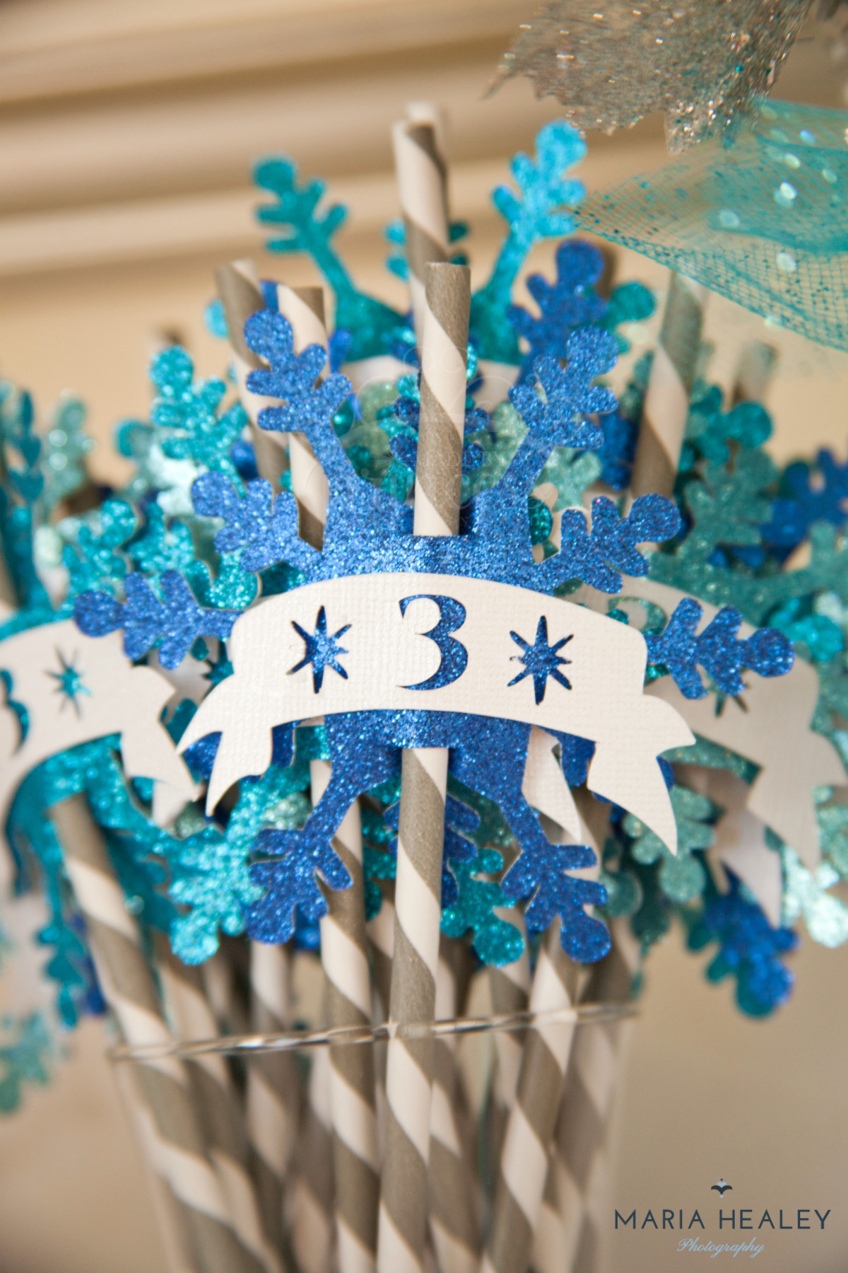 Best ideas about Birthday Decorations Ideas . Save or Pin Frozen Party Ideas A Frozen Birthday Party Creative Juice Now.
