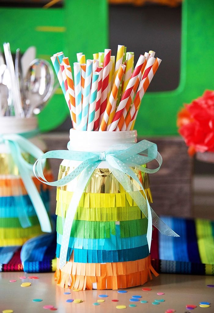 Best ideas about Birthday Decorations Ideas . Save or Pin Kara s Party Ideas Cinco de Mayo Themed Birthday Party Now.