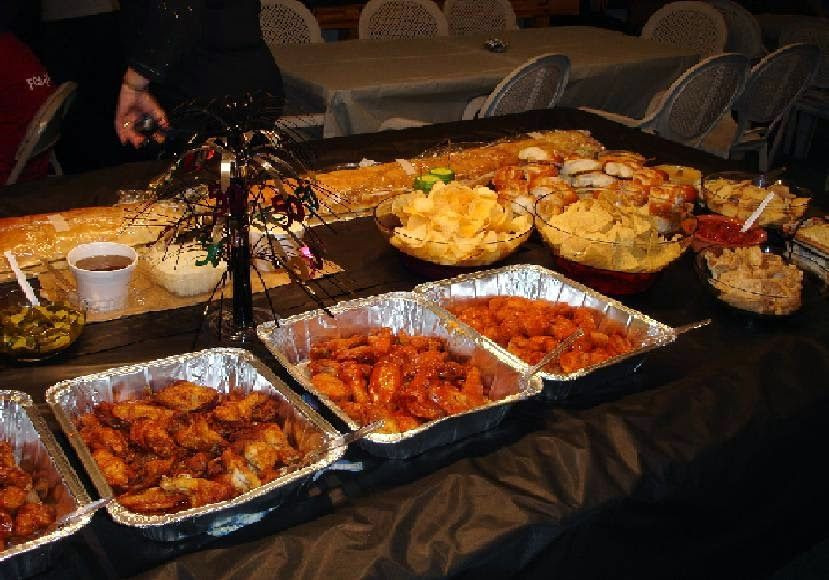 Best ideas about Birthday Dinner Ideas For Adults . Save or Pin 50th birthday food party ideas Now.