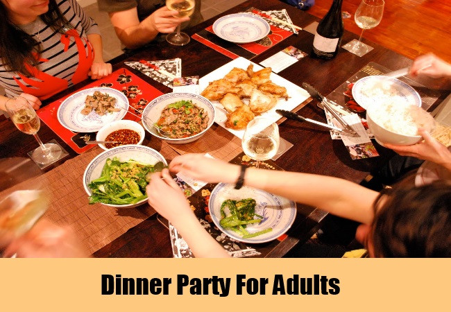 Best ideas about Birthday Dinner Ideas For Adults . Save or Pin Unique Party Ideas For Adults How To Organize A Party Now.