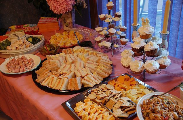 Best ideas about Birthday Dinner Ideas For Adults . Save or Pin Meals and Snacks for a Birthday Party Now.