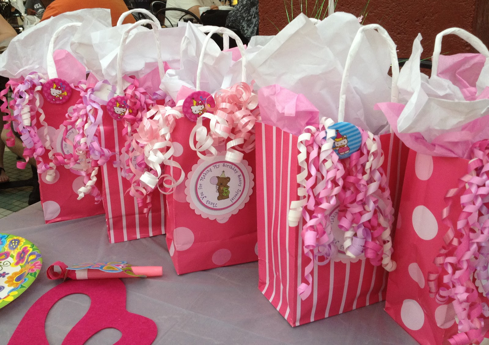 Best ideas about Birthday Gift Bag Ideas . Save or Pin 2 Awesome Planners for your Kids Bali Birthday Party Now.
