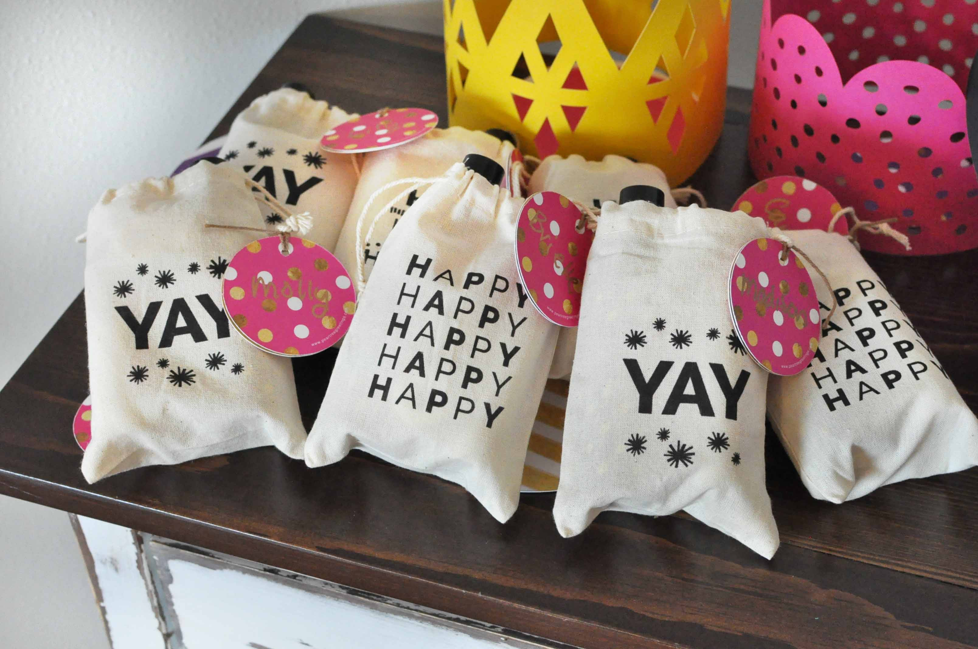 Best ideas about Birthday Gift Bag Ideas . Save or Pin best birthday party goo bag ideas Now.