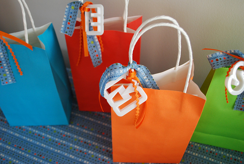 Best ideas about Birthday Gift Bag Ideas . Save or Pin 57 Kids Goo Bag Ideas Wedding Goo Bags For Kids Now.