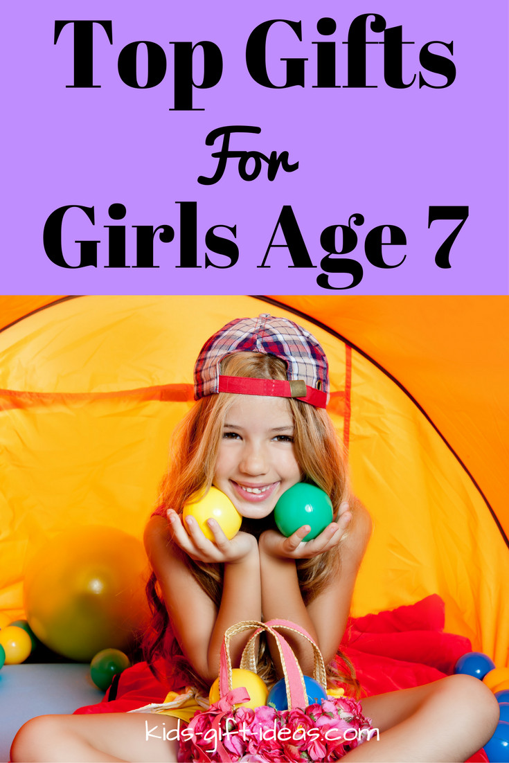 Best ideas about Birthday Gift Ideas For 7 Year Girl . Save or Pin Great Gifts For 7 Year Old Girls Birthdays & Christmas Now.