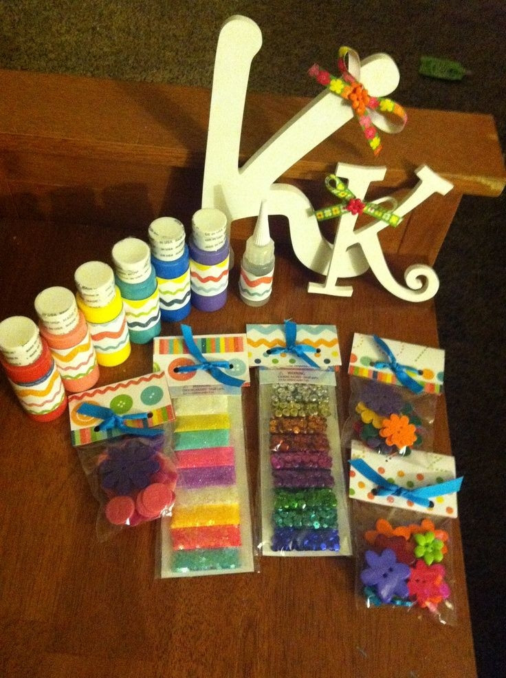 Best ideas about Birthday Gift Ideas For 7 Year Girl . Save or Pin Birthday Party Crafts For 7 Year Olds Best Craft Example Now.