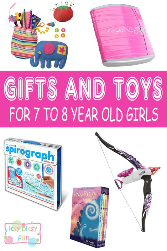 Best ideas about Birthday Gift Ideas For 7 Year Girl . Save or Pin Best Gifts for 7 Year Old Girls in 2017 Itsy Bitsy Fun Now.
